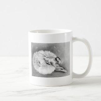 Ballerina Dying Swan Mug