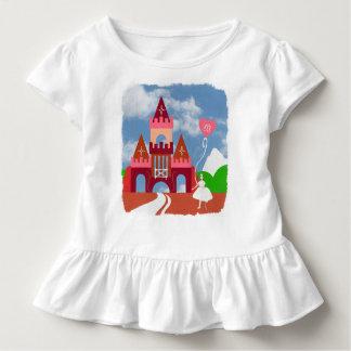 Ballerina Fairytale Toddler T-Shirt