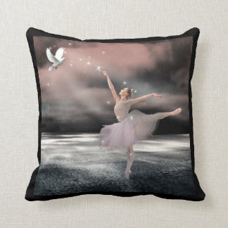 Ballerina - Fantasy Cushion