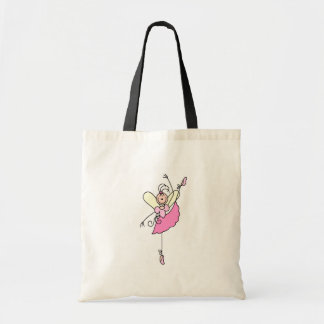 Ballerina Five Stick Figure Bag