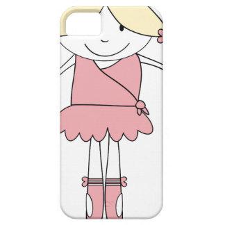 Ballerina Girl iPhone 5 Cases