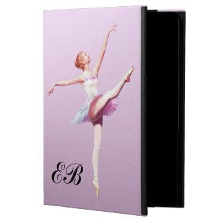 Ballerina in Pink and Lavender, Monogram Powis iPad Air 2 Case
