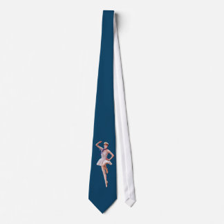 Ballerina in Sailor Costume Tie