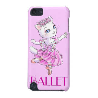 Ballerina Kitty iPod Touch Case