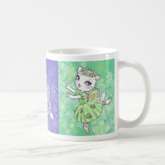 Ballerina Kitty Trio Mug