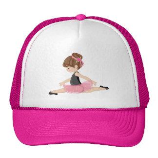 Ballerina Lover Pink Cap