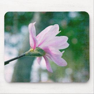Ballerina Magnolia Mouse Pad