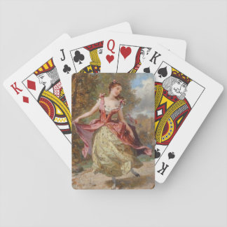 Ballerina Marie Taglioni Playing Cards