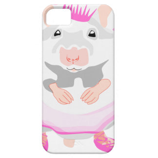 ballerina mouse iPhone 5 cover