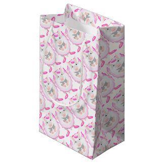 ballerina mouse small gift bag
