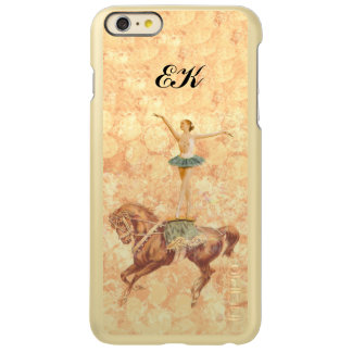 Ballerina on Horseback, Monogram