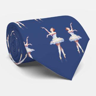 Ballerina On Pointe  Customizable Tie