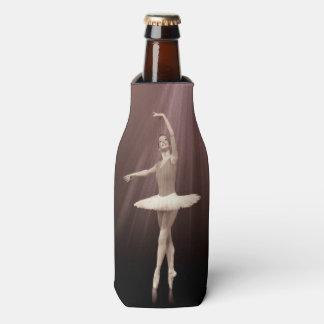 Ballerina On Pointe in Russet Tint