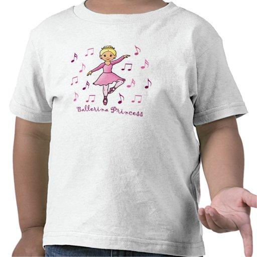Ballerina Princess Shirt