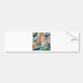 ballerina - September 2 ,2012.JPG Bumper Sticker