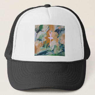 ballerina - September 2 ,2012.JPG Trucker Hat