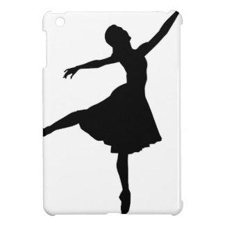Ballerina Silhouette iPad Mini Cover
