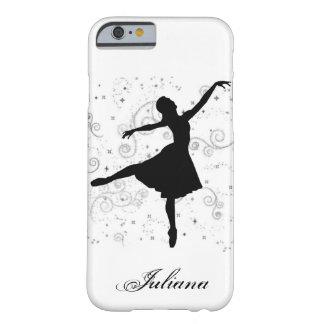 Ballerina Silhouette iPhone 6 case