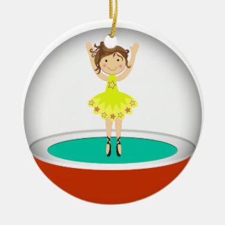 Ballerina - SRF Christmas Tree Ornaments