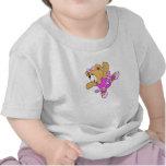 Ballerina Teddy Bear Shirts