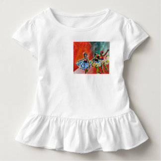 Ballerina Toddler T-Shirt