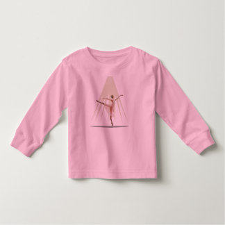 Ballerina Toddler T-Shirt