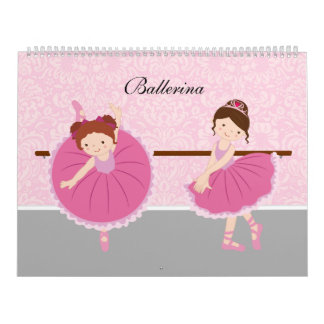 Ballerina Wall Calendars