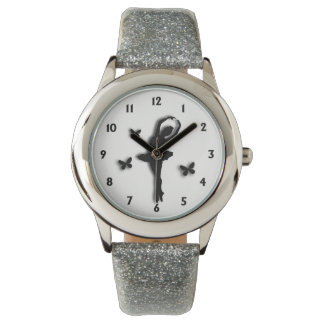 Ballerina White Watch
