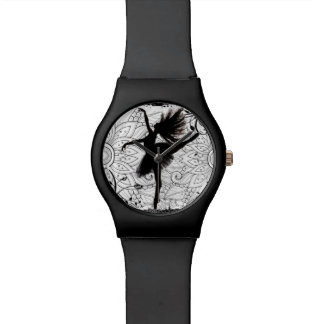 Ballerina wrist watch