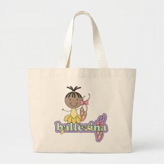 Ballerina - Yellow T-shirts and Gifts Bag