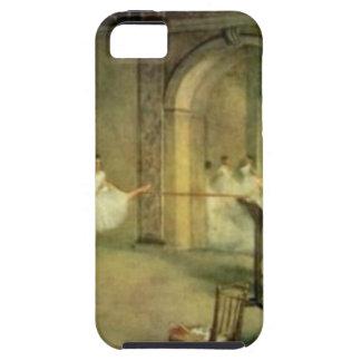 Ballerinas By Edgar Degas Tough iPhone 5 Case