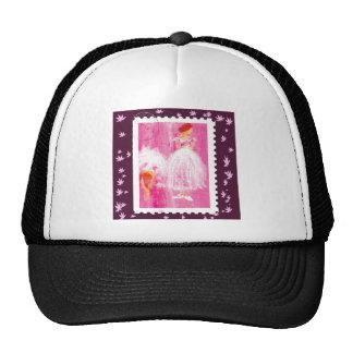 Ballerinas Marie L. Mesh Hats