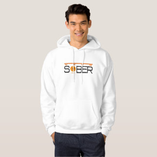 Ballers for Sobriety Hoodie