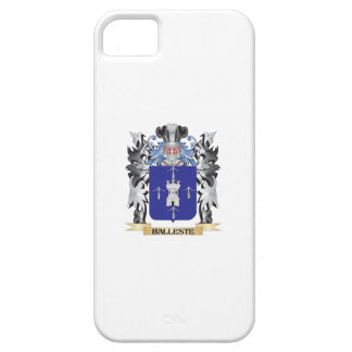 Balleste Coat of Arms - Family Crest Case For The iPhone 5