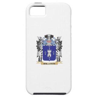 Balleste Coat of Arms - Family Crest Tough iPhone 5 Case