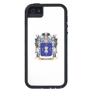 Balleste Coat of Arms - Family Crest Case For iPhone 5