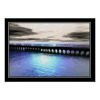 Ballester Bridge Print