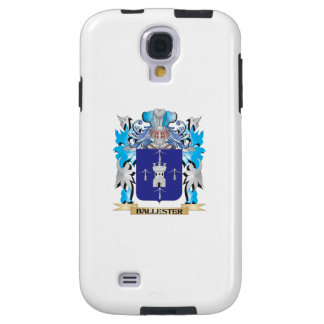 Ballester Coat of Arms Galaxy S4 Case