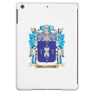 Ballester Coat of Arms iPad Air Case