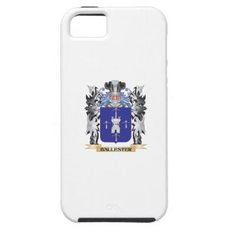 Ballester Coat of Arms - Family Crest iPhone 5 Covers
