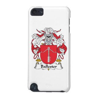 Ballester Family Crest iPod Touch 5G Cases