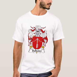 Ballester Family Spanish Crest T-shirt