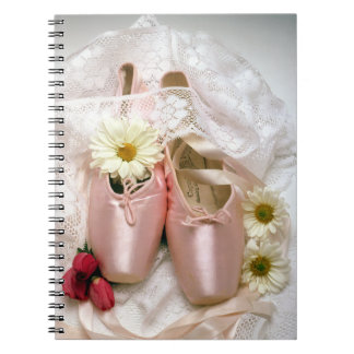 Ballet#5-Notebook Note Books