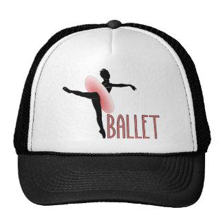 Ballet Attitude Cap