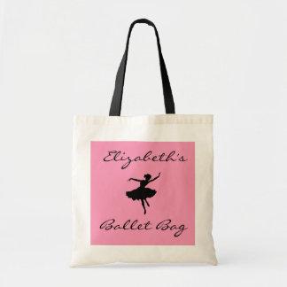 Ballet Bag Ballerina Pink