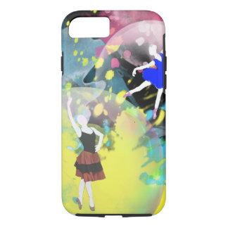 Ballet bubble iPhone case