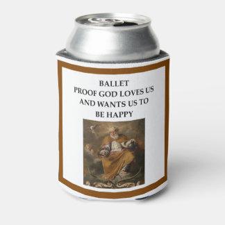 ballet can cooler