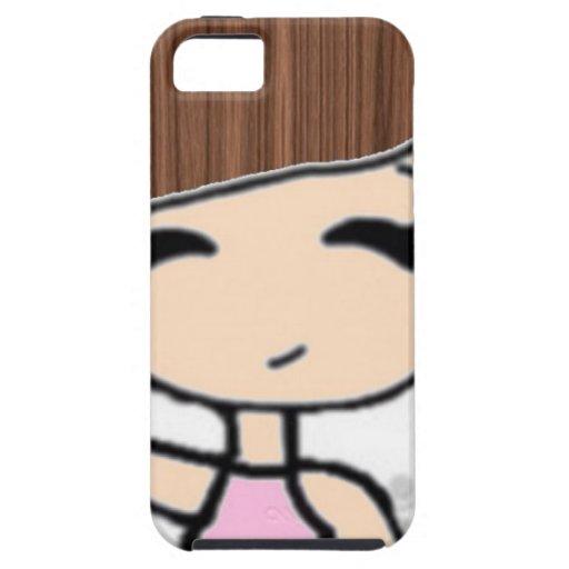 ballet chibi iPhone 5 cases