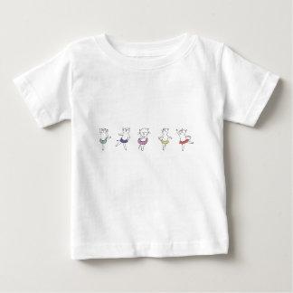 Ballet Class Baby T-Shirt