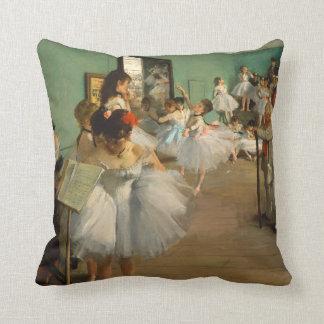 Ballet Class | Edgar Degas | Impressionist Cushion